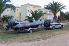Βάρκα Ανοικτής θαλάσσης
