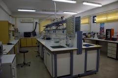 Εργαστήριο χημείας